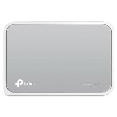 TP-LINK TL-SF1005D Μη διαχειρίσιμος Fast Ethernet (10/100) Λευκό (Άσπρο)