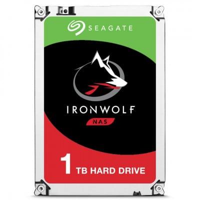 Seagate IronWolf ST1000VN002 εσωτερικός σκληρόςί δίσκος 3.5'' 1000 GB Serial ATA III