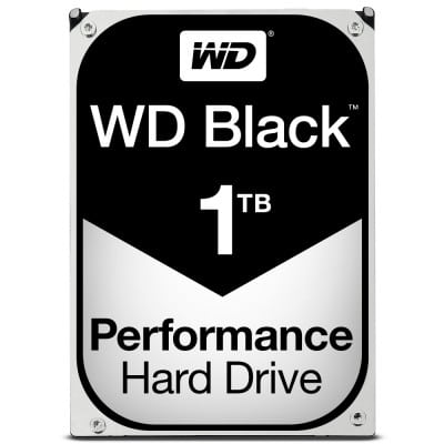 Western Digital Black 3.5'' 1000 GB Serial ATA III
