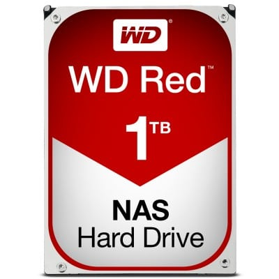 Western Digital Red 3.5'' 1000 GB Serial ATA III WD10EFRX