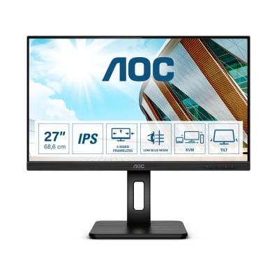 AOC Pro-line 27P2C LED display 68,6 cm (27'') 1920 x 1080 pixels Full HD Μαύρο