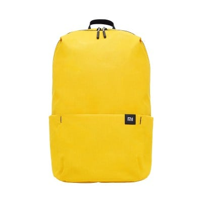 Xiaomi Mi Casual Daypack backpack Casual backpack Yellow Polyester