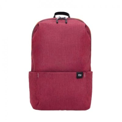 Xiaomi Mi Casual Daypack backpack Casual backpack Red Polyester