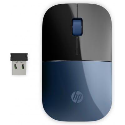 HP Z3700 ποντίκι RF Wireless Blue LED 1200 DPI