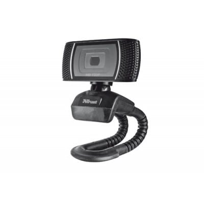 Trust Trino HD Video Webcam κάμερα web 8 MP USB Μαύρο