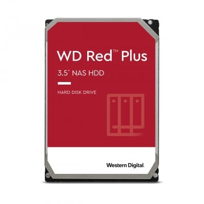 Western Digital WD Red Plus 3.5'' 10000 GB Serial ATA III