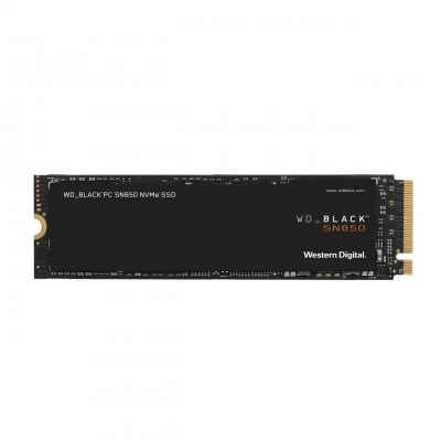 Western Digital SN850 M.2 2000 GB PCI Express 4.0 NVMe