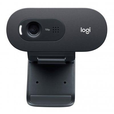 Logitech C505e κάμερα web 1280 x 720 pixels USB Μαύρο