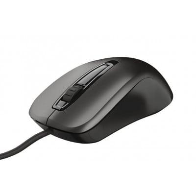 Trust Carve ποντίκι Αμφιδέξιο USB Τύπου-A Οπτικό 1200 DPI