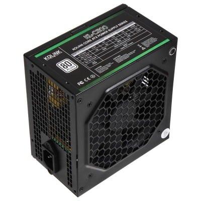 Kolink KL-C500 power supply unit 500 W 20+4 pin ATX ATX Black