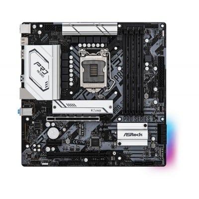 Asrock B560M Pro4 Intel B560 LGA 1200 (Socket H5) micro ATX