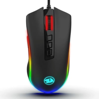 REDRAGON M711 COBRA mouse Right-hand USB Type-A Optical 10000 DPI