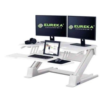 Gaming Γραφείο - Eureka Ergonomic® CV-PRO 36 (White)