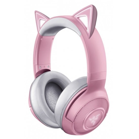 Razer KRAKEN BLUETOOTH Headset - Kitty Edition - Quartz