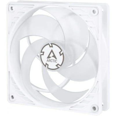 Arctic P14 PWM PST (White/Transparent) - 140mm Pressure optimized case fan