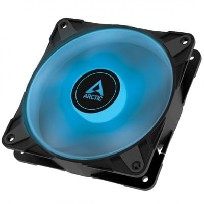 Arctic P12 PWM PST RGB 0dB 120mm Pressure optimized case fan PWM controlled speed with PST - RGB