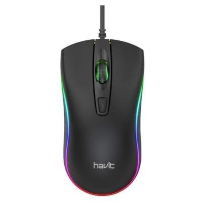 Gaming Ποντίκι - Havit MS72 RGB