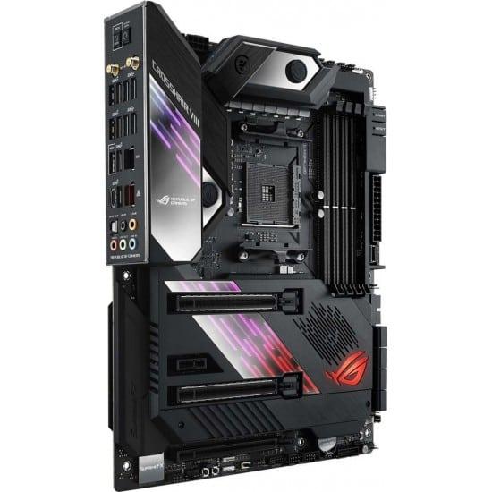 ASUS ROG Crosshair VIII Formula μητρική κάρτα Υποδοχή AM4 ATX AMD X570