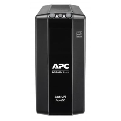 APC BR650MI τροφοδοτικό αδιάλειπτης παροχής ισχύος (UPS) Line-Interactive 650 VA 390 W 6 Έξοδος (οι) εναλλασσόμενου ρεύματος