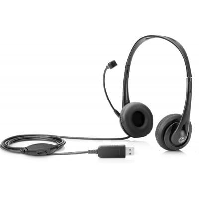 HP Στερεοφωνικά ακουστικά USB