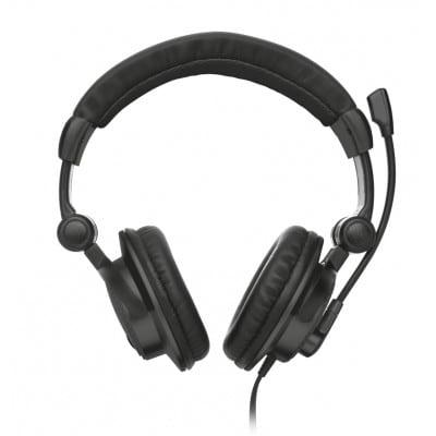 Trust Como Ακουστικά Head-band Βύσμα 3.5mm Μαύρο
