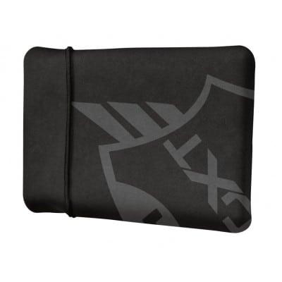 Trust GXT 1244 τσάντα φορητού υπολογιστή 43,9 cm (17.3'') Θήκη Sleeve Μαύρο, Γκρι