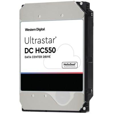 Western Digital Ultrastar DC HC550 3.5'' 18000 GB Serial ATA III
