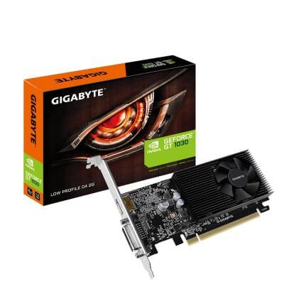 Gigabyte GV-N1030D4-2GL κάρτα γραφικών NVIDIA GeForce GT 1030 2 GB GDDR4