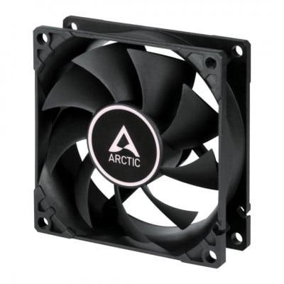 ARCTIC F8 Θήκη υπολογιστή Ανεμιστήρας 8 cm Μαύρο