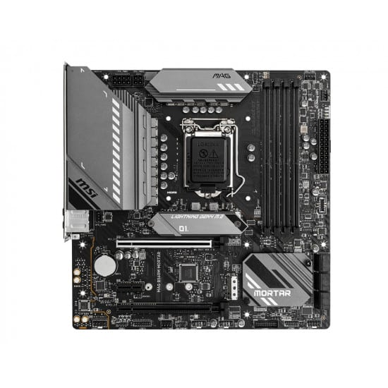 MSI MAG B560M MORTAR μητρική κάρτα Intel B560 LGA 1200 micro ATX