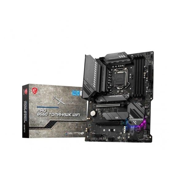 MSI MAG B560 TOMAHAWK WIFI μητρική κάρτα Intel B560 LGA 1200 ATX