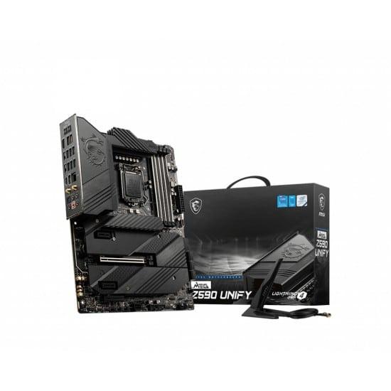 MSI MEG Z590 UNIFY μητρική κάρτα Intel Z590 LGA 1200 ATX