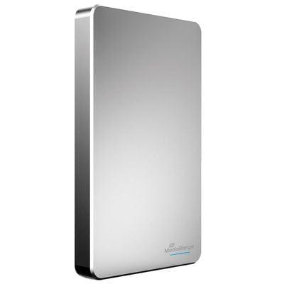 MediaRange USB 3.0 HDD 1TB external hard drive 1000 GB Silver