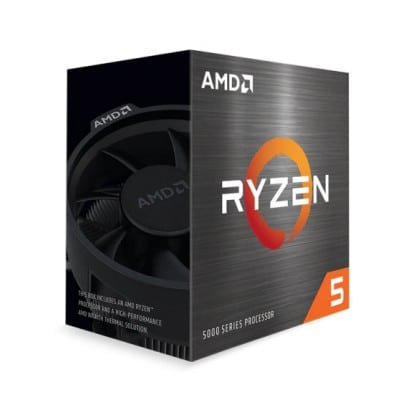 AMD Ryzen 5 5600G processor 3.9 GHz 16 MB L3 Box