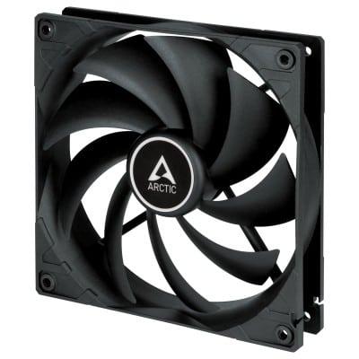 ARCTIC F14 Θήκη υπολογιστή Ανεμιστήρας 14 cm Μαύρο 1 τεμάχια