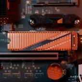 Gigabyte AORUS NVMe Gen4 M.2 2000 GB 3D TLC